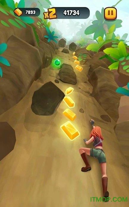 决战丛林巨石强森无限货币破解版 v1.0.2 安卓版 1
