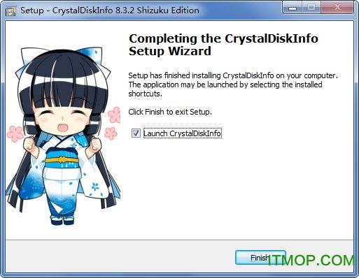 CrystalDiskInfo萌妹版 v8.3.2 官方版 0