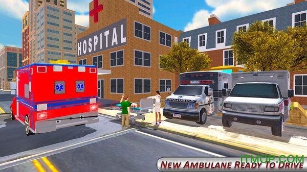 救护车救援模拟器3D v1.3 安卓版1