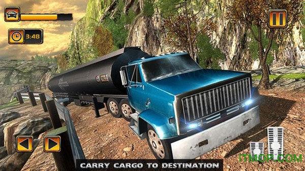 越野货车停车场游戏单机版