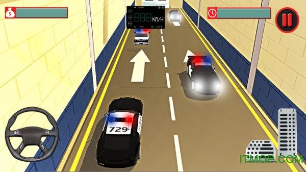 警车停车模拟 v1.0 安卓版 0
