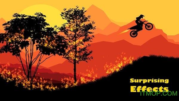 日落越野摩托车完整解锁破解版 v38.0.0 安卓版 2