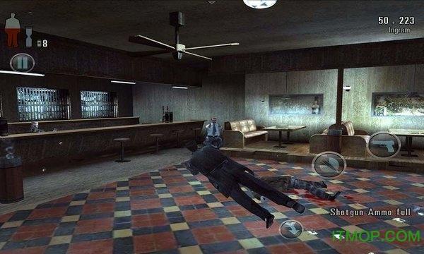 马克思佩恩1手机版(Max Payne Mobile) v1.7 安卓版 2