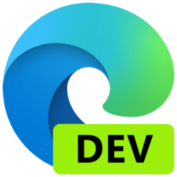 Microsoft Edge Dev(Chromium Edge�_�l版)