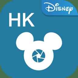 香港迪士尼处处拍