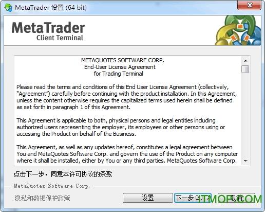 MetaTrader4最新下�d