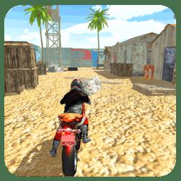 真实摩托车模拟器3D