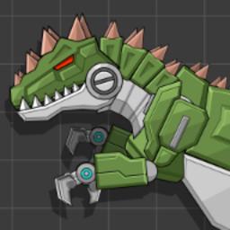 机器恐龙大战巨兽龙手机版