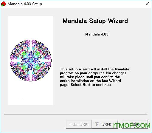 �f花筒���D�件(Mandala) v4.03 免�M版 0