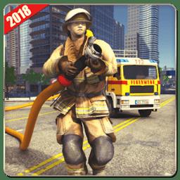 3D消防��T模�M器2020