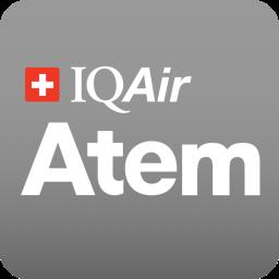 IQAir Atem空气净化器