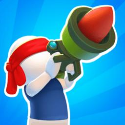 我火箭筒射贼准