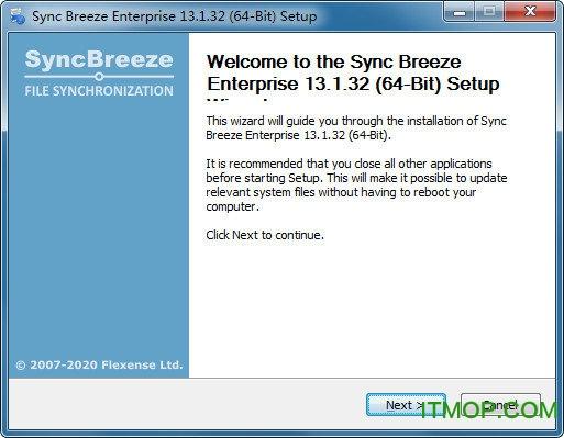 SyncBreeze同步备份工具企业版