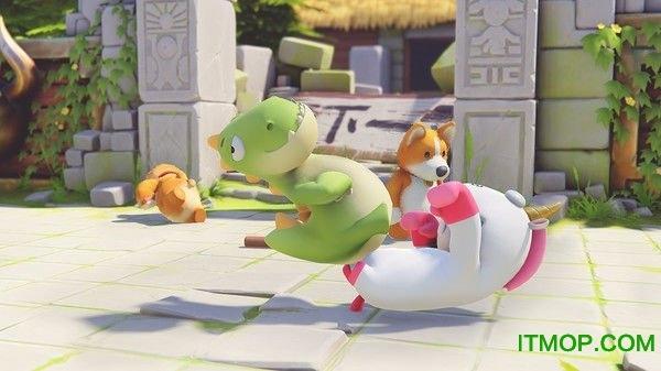动物碰撞游戏