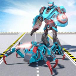 变形蜘蛛机器人