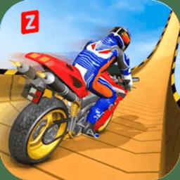 登山极限摩托游戏