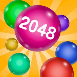 2048球球对对碰红包版