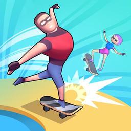 疯狂滑行3D