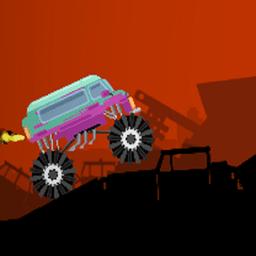 卡车大战手机游戏