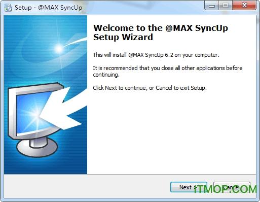 MAX SyncUp数据同步备份软件