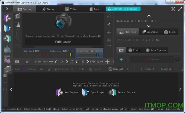 视频剪辑工具(AnimaShooter capture) v3.8.15.7 pc版 0
