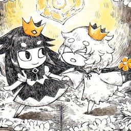 �f�e的公主�c失明的王子