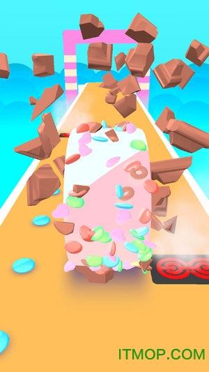 ����棉花糖快跑游��