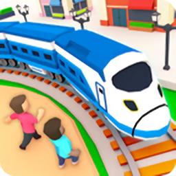 放置观光火车游戏