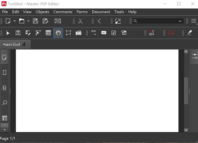 Master PDF Editor编辑器软件