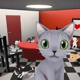 茶室猫逃生手机版