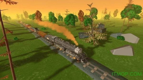 火车驾驶小能手游戏 v1.2.1 安卓版 1