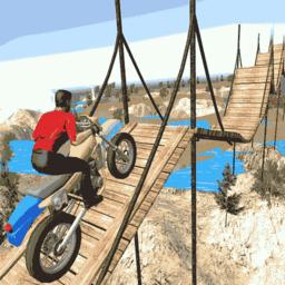 摩托特技极限闯关赛