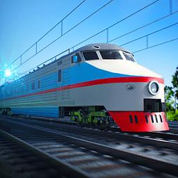 电动火车模拟器汉化版