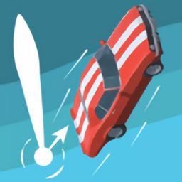 蹦床汽车游戏