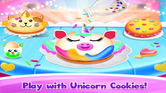 儿童独角兽饼干最新版 v0.12 安卓版 1