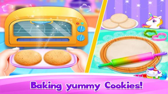 儿童独角兽饼干最新版 v0.12 安卓版 3