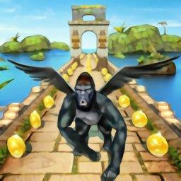 大猩猩飞行跑酷官方版