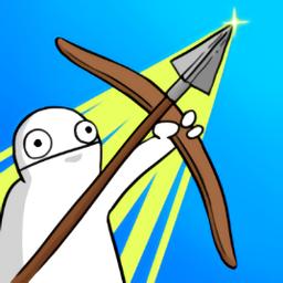 弓箭战争游戏