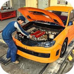 模拟汽车维修游戏