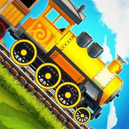3D火车驾驶模拟