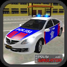 aag警察模拟器皮肤破解版(AAG Polisi Simulator)
