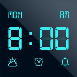 锁屏时钟软件