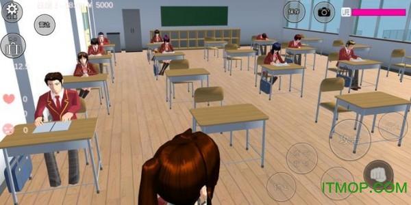 樱花校园模拟器汉化(SAKURA School Simulator) v1.033.06 安卓最新版 1