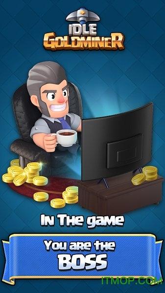 闲置黄金矿工游戏