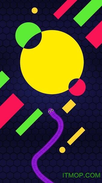彩色贪吃蛇 v1.3 安卓版 1