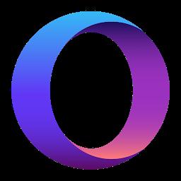 opera touch浏览器