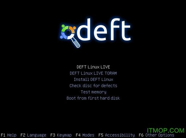DEFT Linux中文版