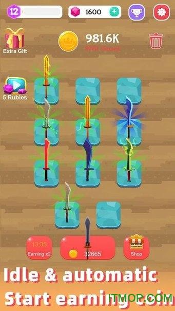 剑刃进化中文版