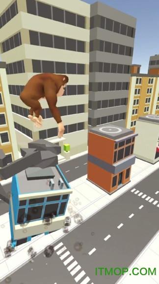 进击的大猩猩 v1.0 安卓版 0