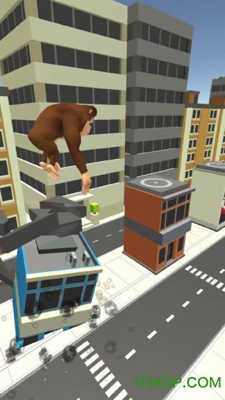进击的大猩猩游戏下载
